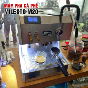 Máy pha cafe Milesto M20