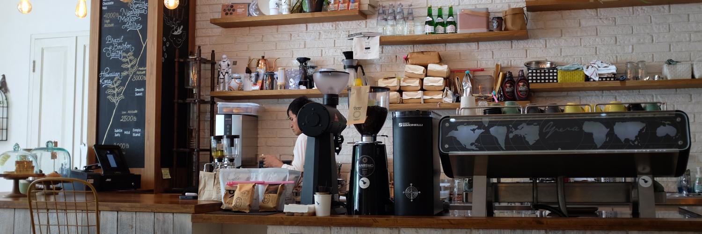 Máy pha cà phê espresso cho quán cafe nhỏ đông khách